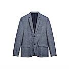 CACO-麻料正式西裝外套-男【SPA089】