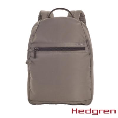【Hedgren】棕後背開口包(HIC11 L VOGUEL)