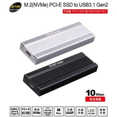 伽利略 M.2(NVMe) PCI-E SSD to USB3.1 Gen2