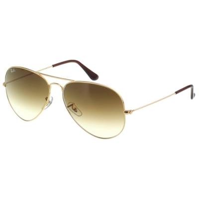 RAY BAN 太陽眼鏡(金色)RB3025-001