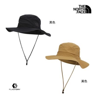 [時時樂限定] The North Face 男女 運動休閒漁夫帽  (2色任選)