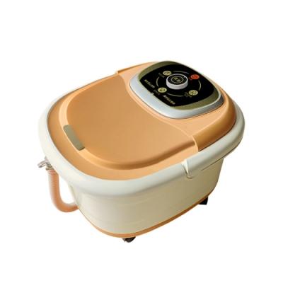 [快]勳風 小浣熊全罩式健康泡腳機(HF-G568H)氣泡/滾輪/草藥盒