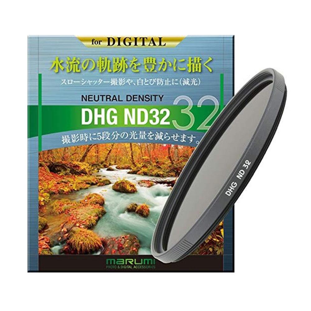 Marumi DHG ND32 多層鍍膜減光鏡(52mm/公司貨)