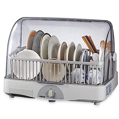名象桌上型溫風乾燥烘碗機(約八人份) TT-958