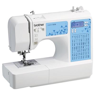 日本Brother FS-70智慧型電腦縫紉機