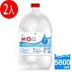 H2O Water純水(5800mlx2入) product thumbnail 1