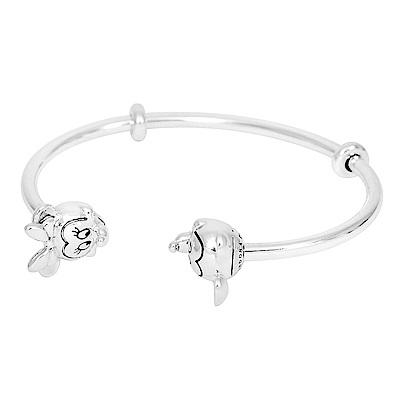 Pandora 潘朵拉 迪士尼系列  米奇米妮 開口式手環