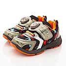 侏儸紀公園童鞋 恐龍電燈運動鞋款 EI3046綠(中小童段)