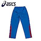 Asics 亞瑟士 男女針織長褲 藍紅 K11504-4323