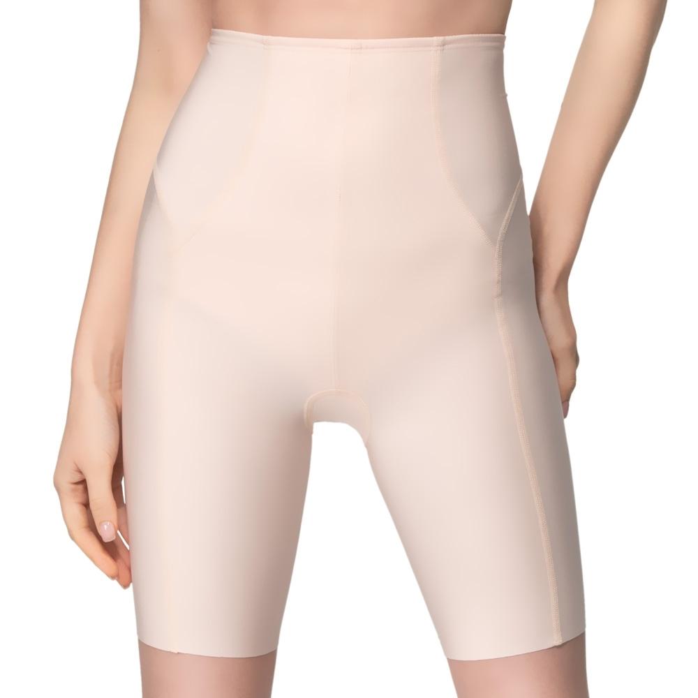 思薇爾 輕塑型系列64-82高腰長筒束褲(柔膚色)
