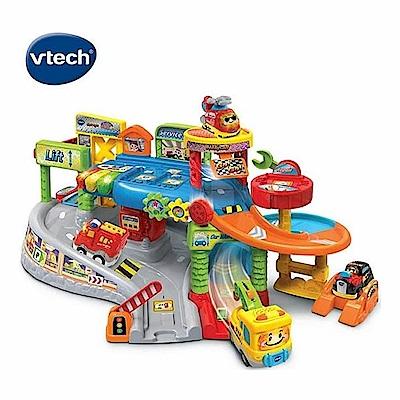 【Vtech】嘟嘟車系列-探索城市軌道組