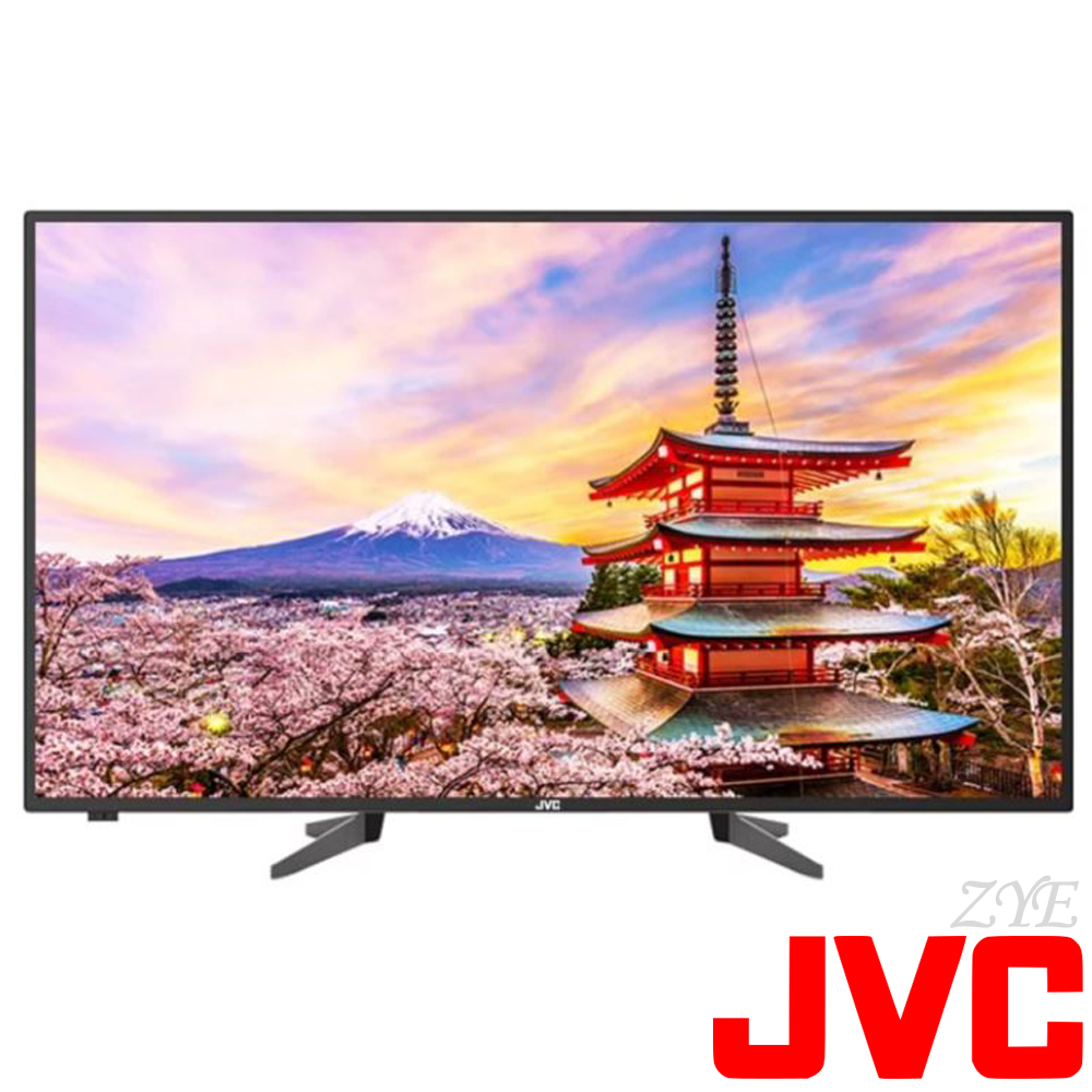 JVC 75吋 4K連網 護眼液晶顯示器 75X