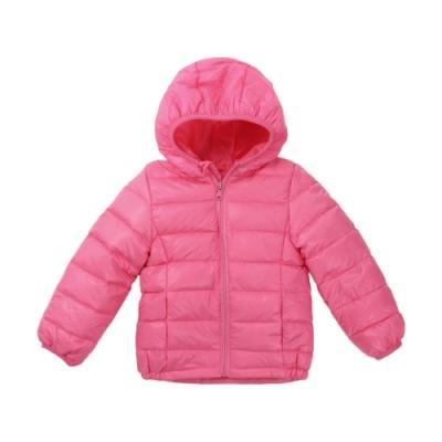 魔法Baby 兒童輕量極保暖90%羽絨外套 k61097