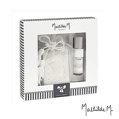 法國Mathilde M. 絲絲入扣香石餅乾香氛禮盒