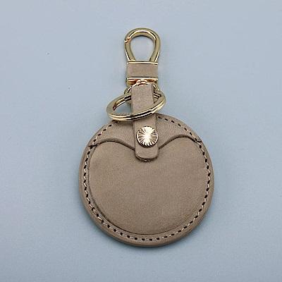 J II -gogoro鑰匙皮套-全套卡其灰-OMC