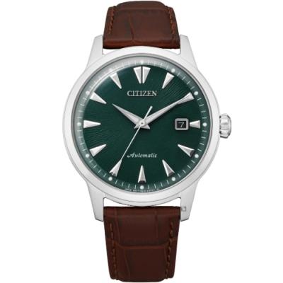 Citizen星辰 Kuroshio 64 黑潮複刻機械腕錶 NK0001-25X/41mm