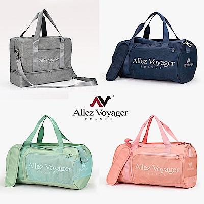 「時時樂限定」奧莉薇閣 旅行袋 運動包 行李收納袋 側背包 斜背包 圓筒/方形大容量 / 原價1080元