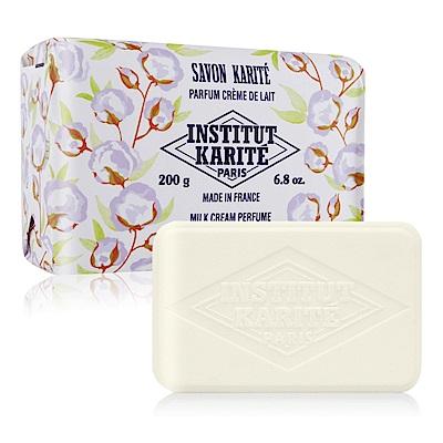 Institut Karite Paris 巴黎乳油木 牛奶乳霜花園香氛手工皂200g