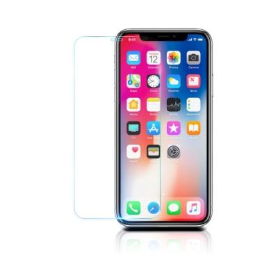 【鐵鈽釤鋼化膜】iPhone XS Max 高清透玻璃保護貼