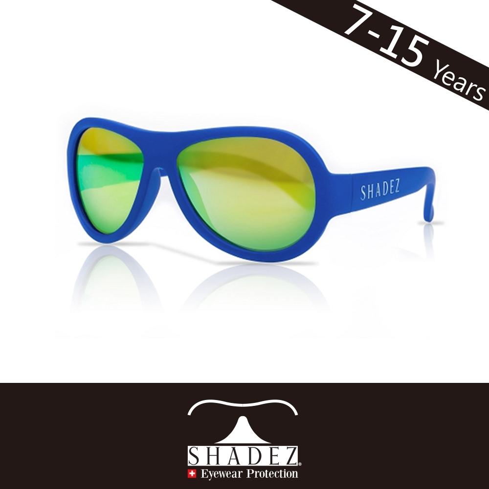 瑞士SHADEZ 兒童太陽眼鏡SHZ-06(年齡7-15)--海洋藍