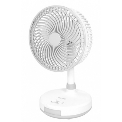 KINYO 8吋充電式電風扇(顏色隨機)
