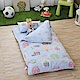 IN HOUSE-Owl-city(藍)-200織紗精梳棉-兒童睡袋 product thumbnail 1