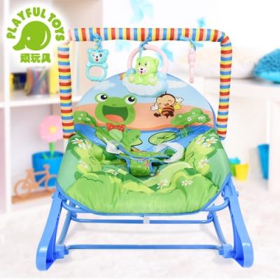 Playful Toys 頑玩具 嬰兒蚊帳搖椅 (顏色可挑選)