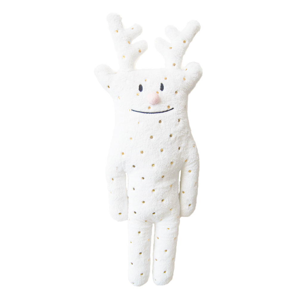 CRAFTHOLIC 宇宙人 閃耀亮眼時髦鹿中抱枕