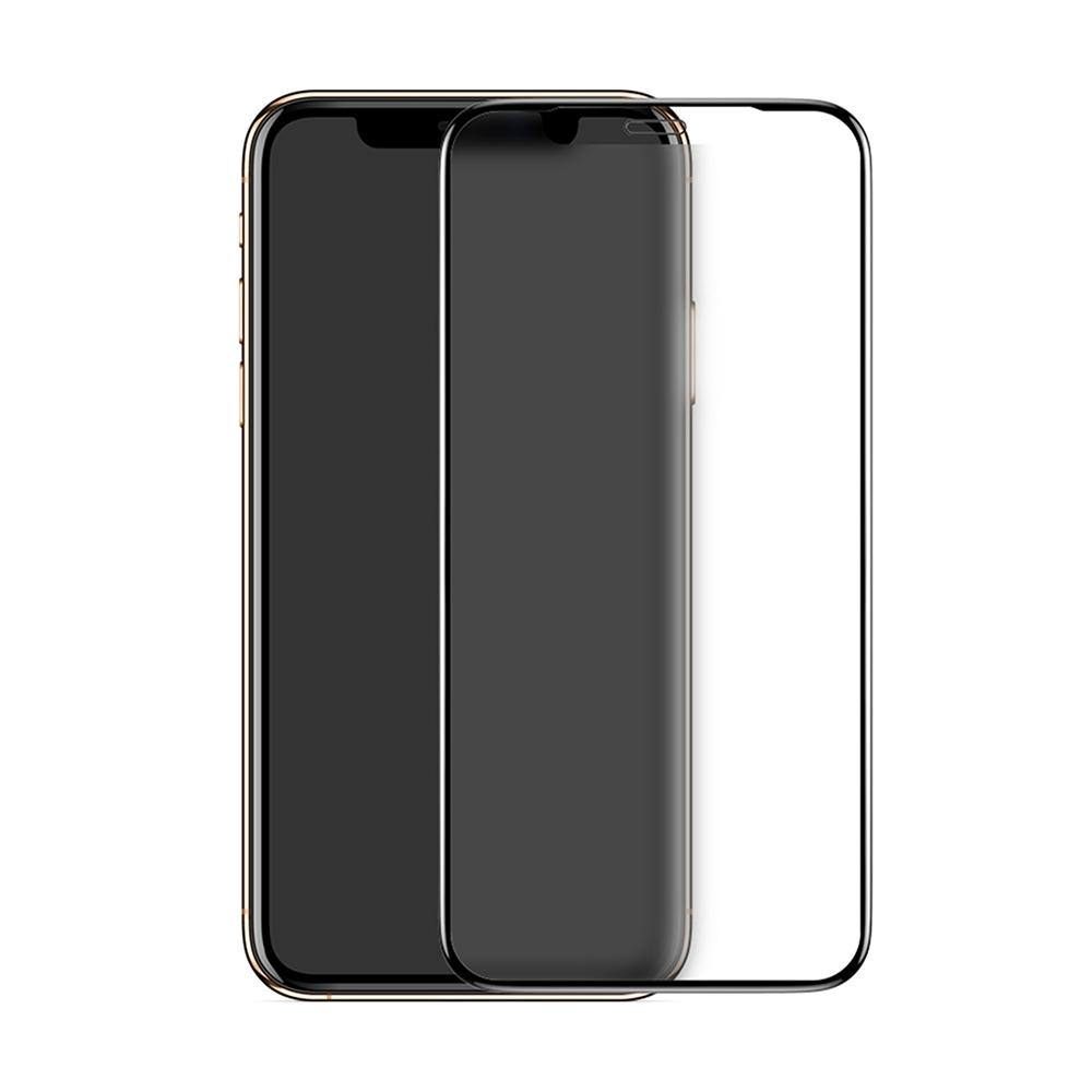 Benks iPhone XR V-Pro 滿版 磨砂全玻璃保護貼