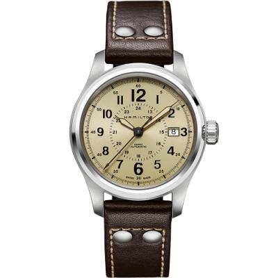 HAMILTON Khaki 航空自動機械錶(H70595523)40mm
