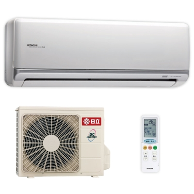 HITACHI日立 2-3坪 1級變頻冷暖冷氣 RAS-22NK1/RAC-22NK1