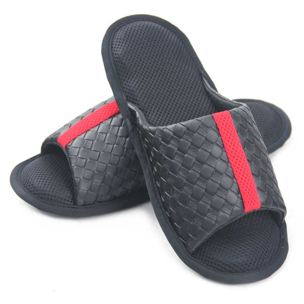 AC Rabbit 低均壓室內氣墊鞋(台灣製造)-紅色