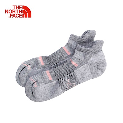 The North Face北面灰色舒適戶外通用低筒襪