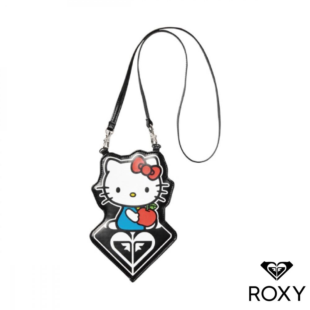 【ROXY】HELLO KITTY TECH POUCH 聯名隨身包