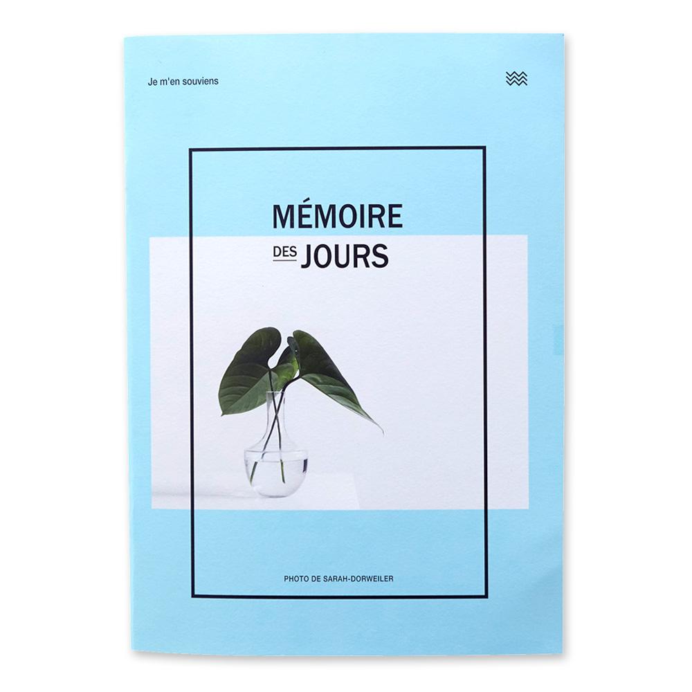 Funnymade 憶世界雜誌B5橫線筆記本-天空藍