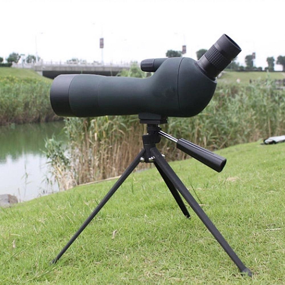 20-60X60 AE俯視高倍高清賞鳥望遠鏡 隨附專屬三腳架與萬用手機夾