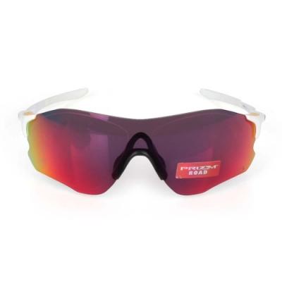 OAKLEY EVZERO PATH 一般太陽眼鏡附硬盒鼻墊 白黃
