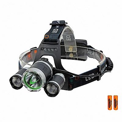 【WIDE VIEW】3T6遠射頭燈組(NZL-RJ3K-2BC)
