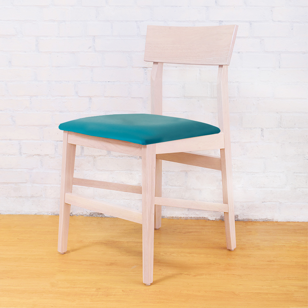 Boden-歐克實木餐椅/單椅(四入組合)-43x46x79cm