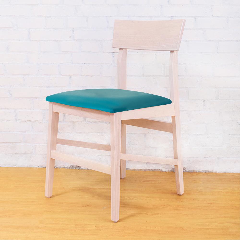 Boden-歐克實木餐椅/單椅-43x46x79cm