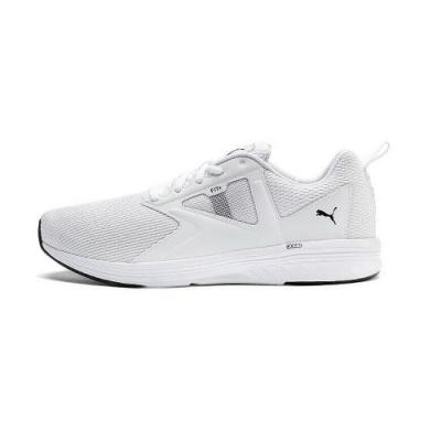 PUMA-NRGY Asteroid 男女慢跑運動鞋-白色
