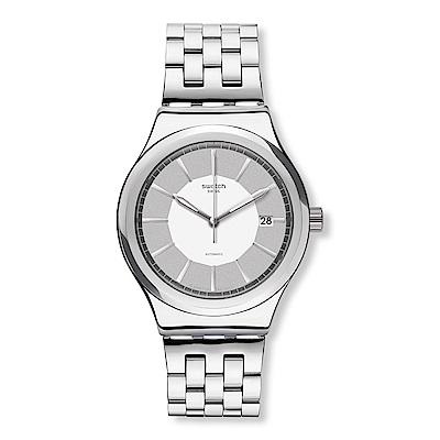 Swatch 51號星球機械錶 SISTEM CASUAL 自在態度手錶