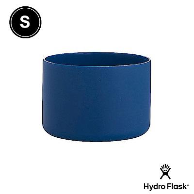 美國Hydro Flask 彈性矽膠防滑瓶套 鈷藍色