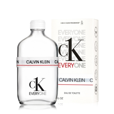 Calvin Klein CK EVERYONE 中性淡香水100ml