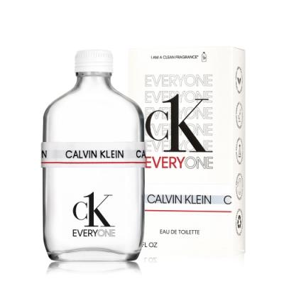 Calvin Klein CK EVERYONE 中性淡香水200ml