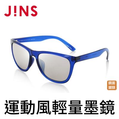 JINS 運動風輕量墨鏡(特AMRF17S858)