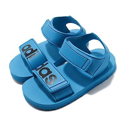 adidas 涼拖鞋 Beach Sandal I 休閒 童鞋