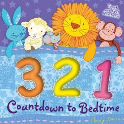 Countdown To Bedtime 大開本數數床邊故事