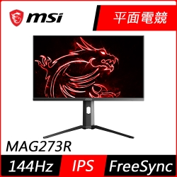 MSI微星 Optix MAG273R 27型 HDR電競螢幕(144hz/IPS/H