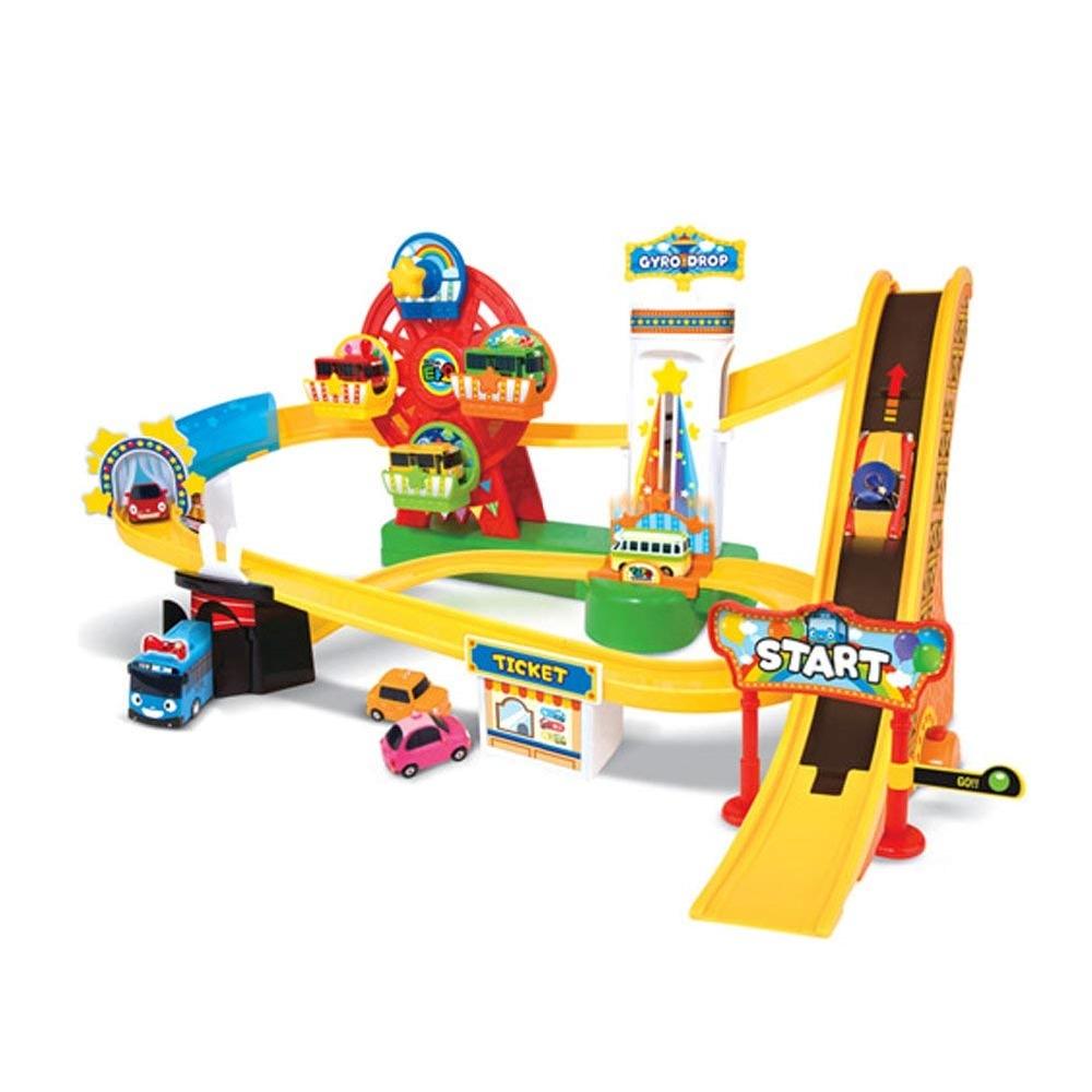 任選TAYO小巴士 兒童樂園遊戲組 TT72917 原廠公司貨